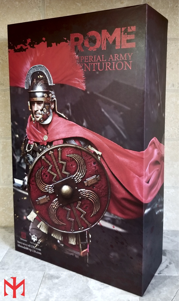 HHModel - ROME Imperial Army: Centurion by HH Model/HaoYu Toys review Iac0310