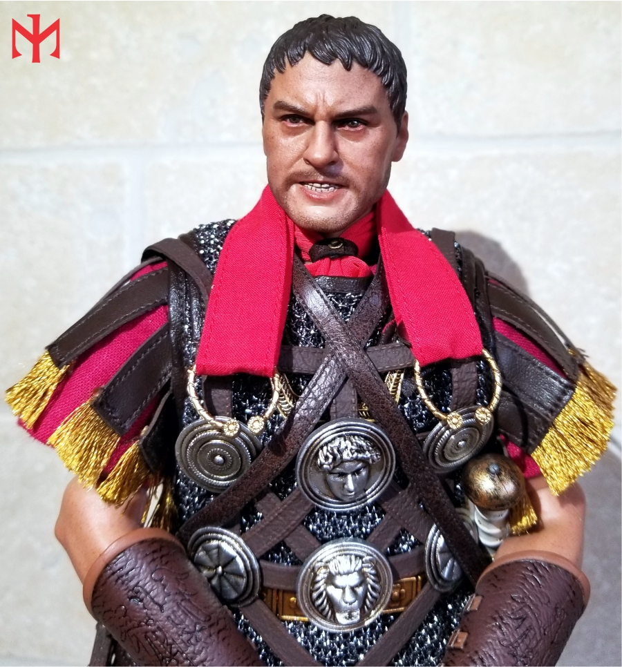 HHModel - ROME Imperial Army: Centurion by HH Model/HaoYu Toys review Iac0410