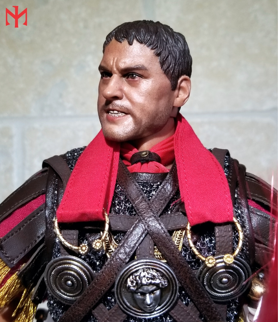 HHModel - ROME Imperial Army: Centurion by HH Model/HaoYu Toys review Iac0510