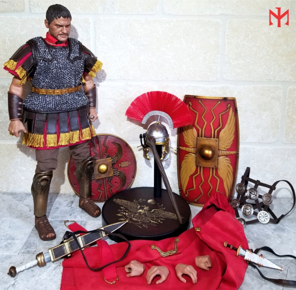 HHModel - ROME Imperial Army: Centurion by HH Model/HaoYu Toys review Iac0710