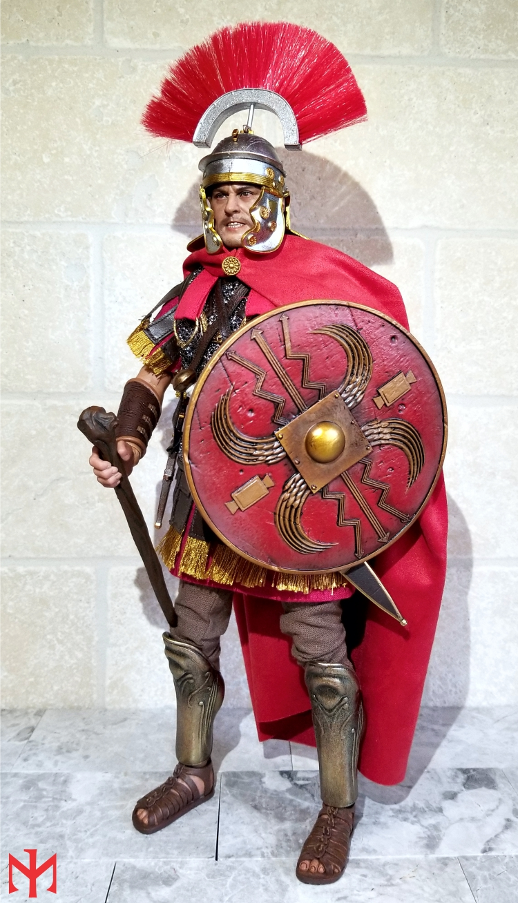 ROME Imperial Army: Centurion by HH Model/HaoYu Toys review Iac1010