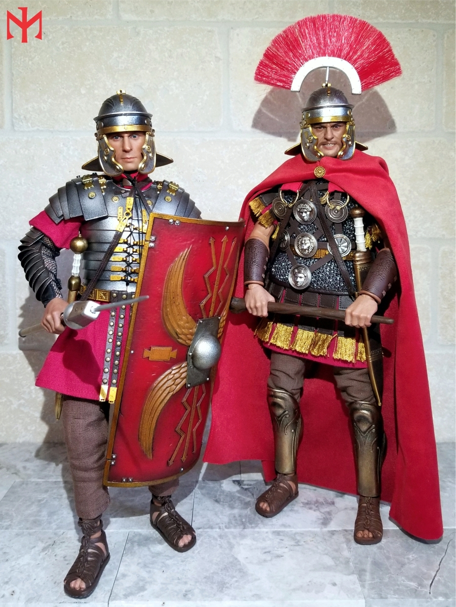 HHModel - ROME Imperial Army: Centurion by HH Model/HaoYu Toys review Iac1310