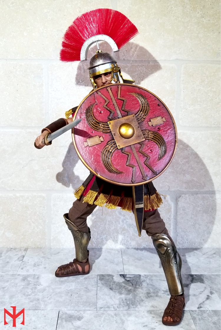 HHModel - ROME Imperial Army: Centurion by HH Model/HaoYu Toys review Iac1410
