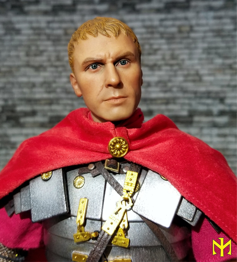 ROME Imperial Army Reloaded: Infantry by HH Model/HaoYu Toys review (updated with comparison photos) Iir0410