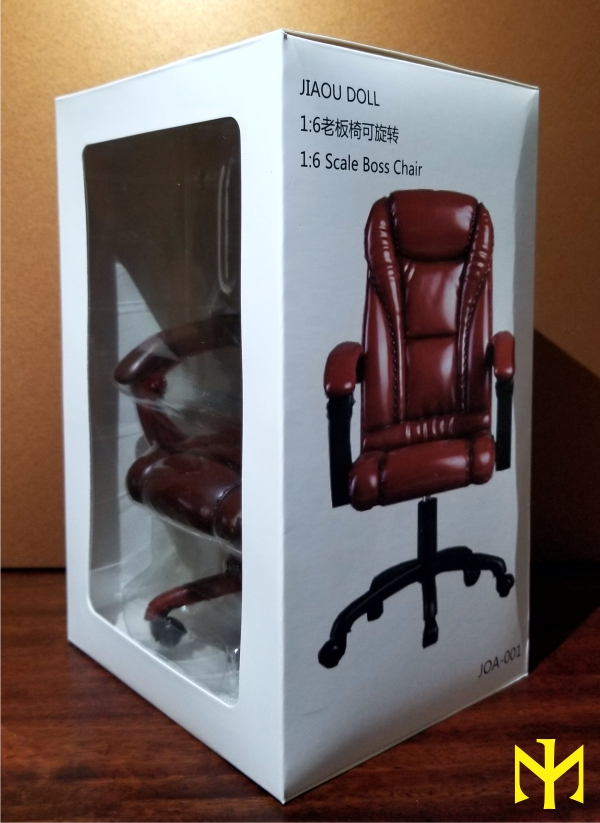diorama - JIAOU DOLL Boss Chair - Review Jdbc0110
