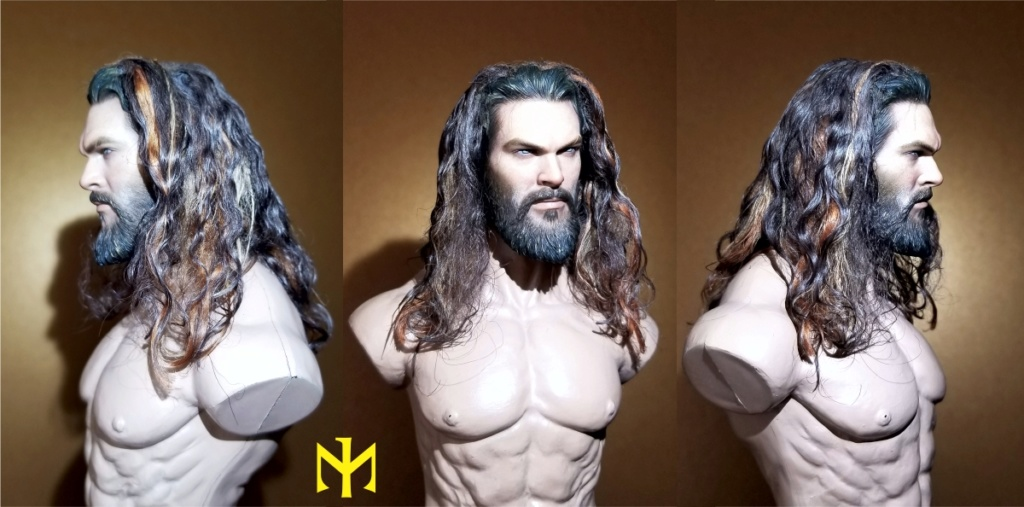 Converting Jason Momoa HT Aquaman Head Jma0610