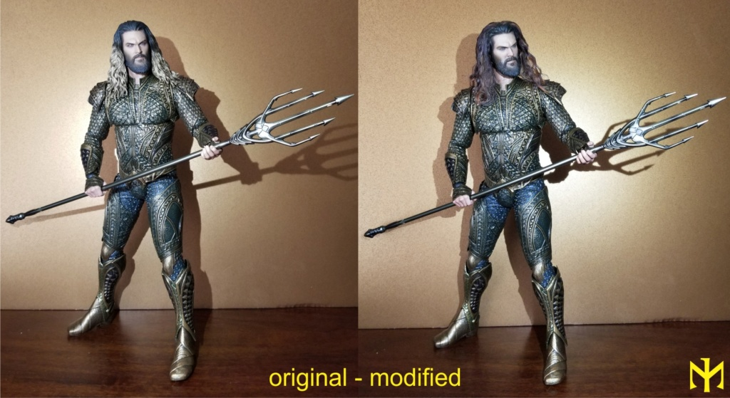 Converting Jason Momoa HT Aquaman Head Jma0810