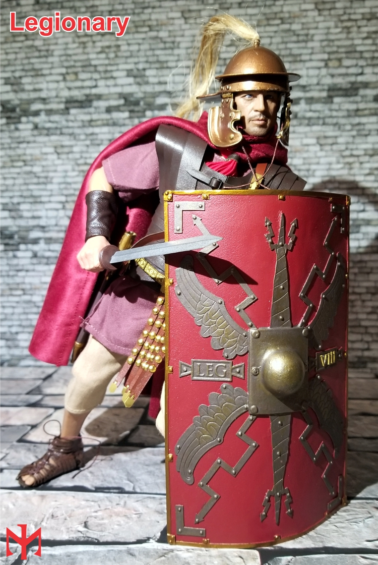 military - Roman Infantry 2019 Kaustic Plastik Review Kpri1010