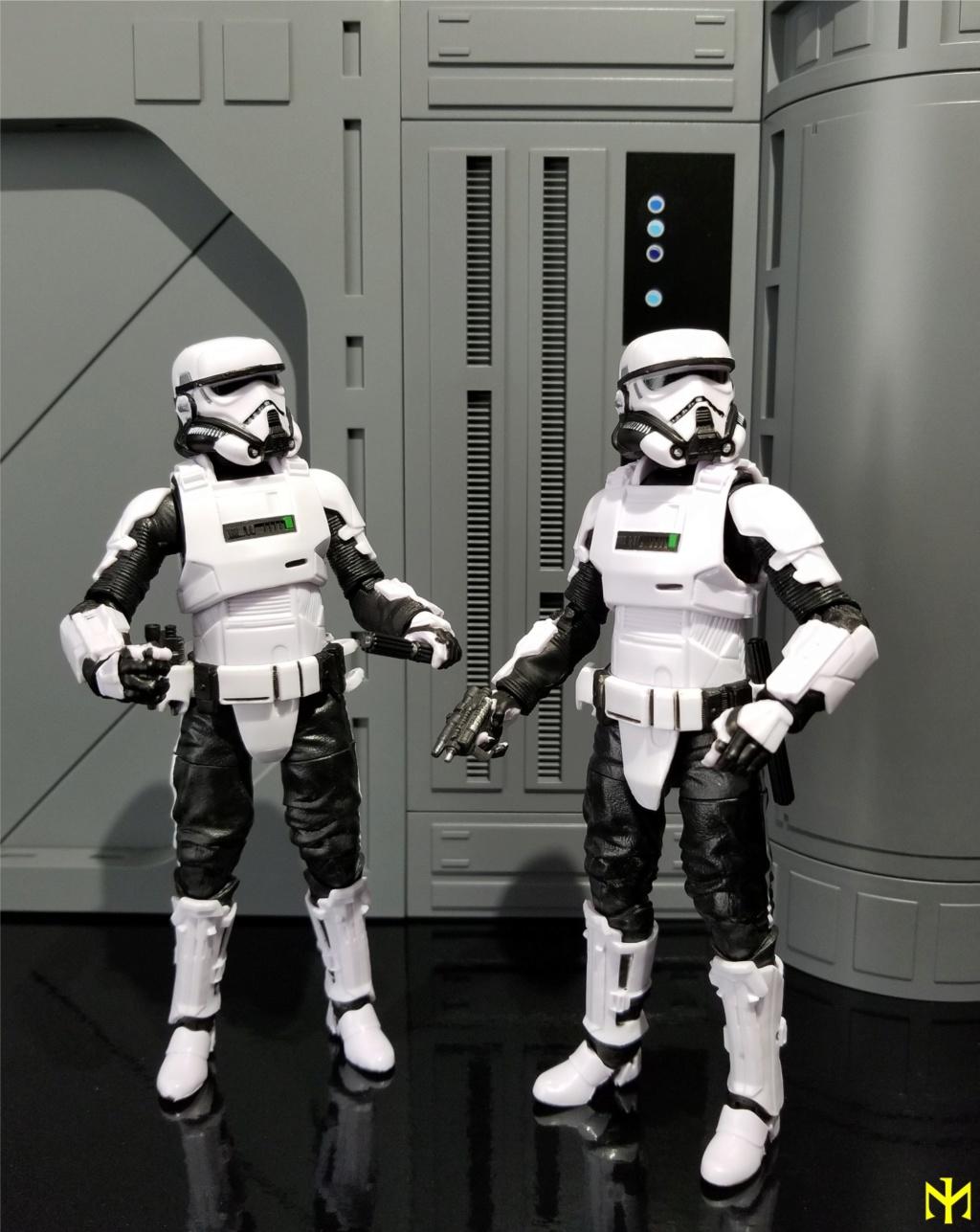 STAR WARS Imperial Patrol Trooper 1:12 scale Black Series action figure by Hasbro Pat0110