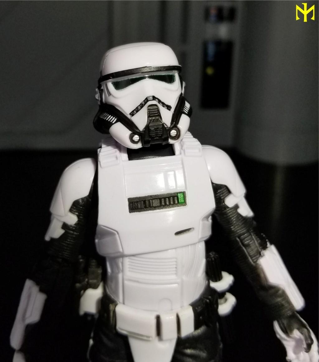 STAR WARS Imperial Patrol Trooper 1:12 scale Black Series action figure by Hasbro Pat0310