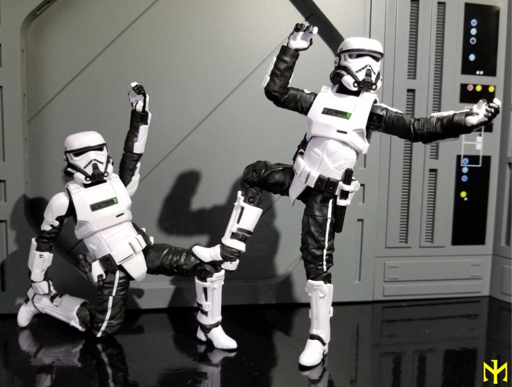 STAR WARS Imperial Patrol Trooper 1:12 scale Black Series action figure by Hasbro Pat0510