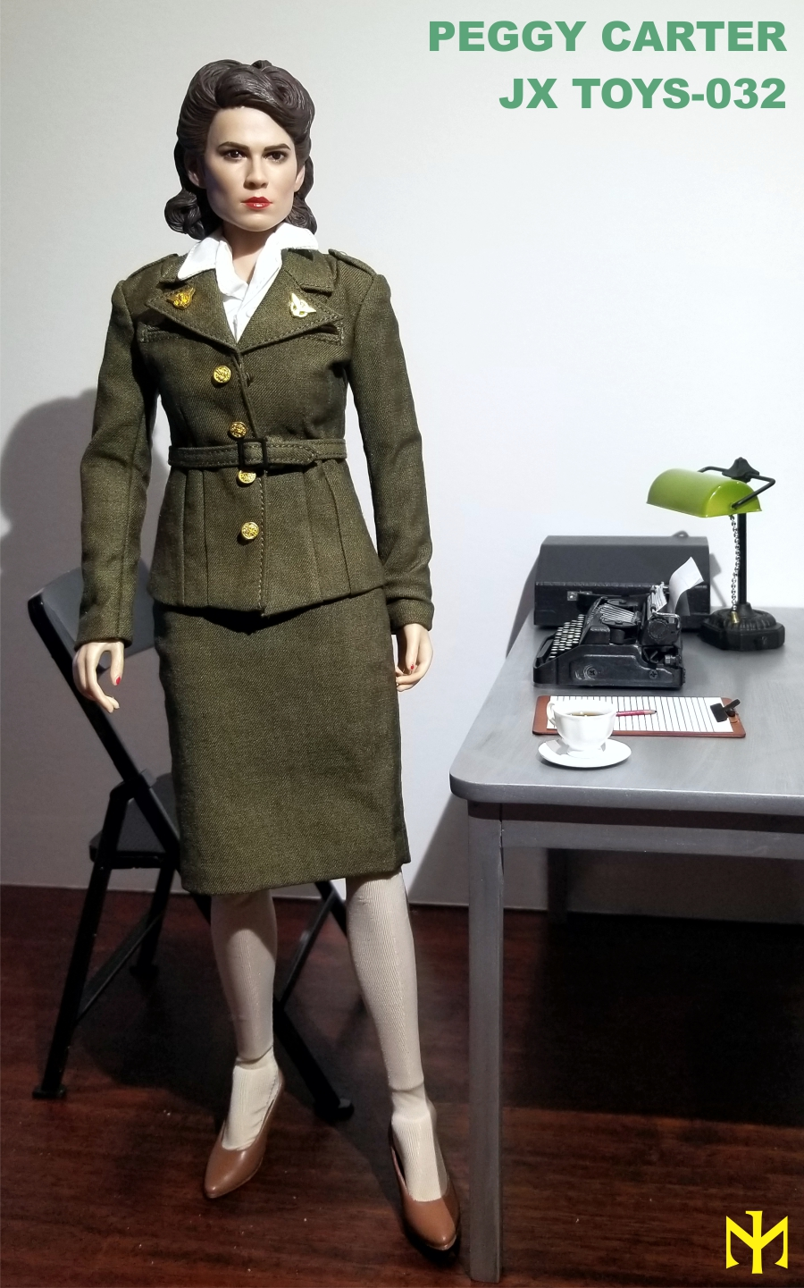 tv - Peggy Carter JX Toys Review and Photo Story Pcjxt010