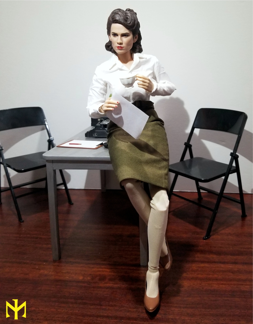 tv - Peggy Carter JX Toys Review and Photo Story Pcjxt011