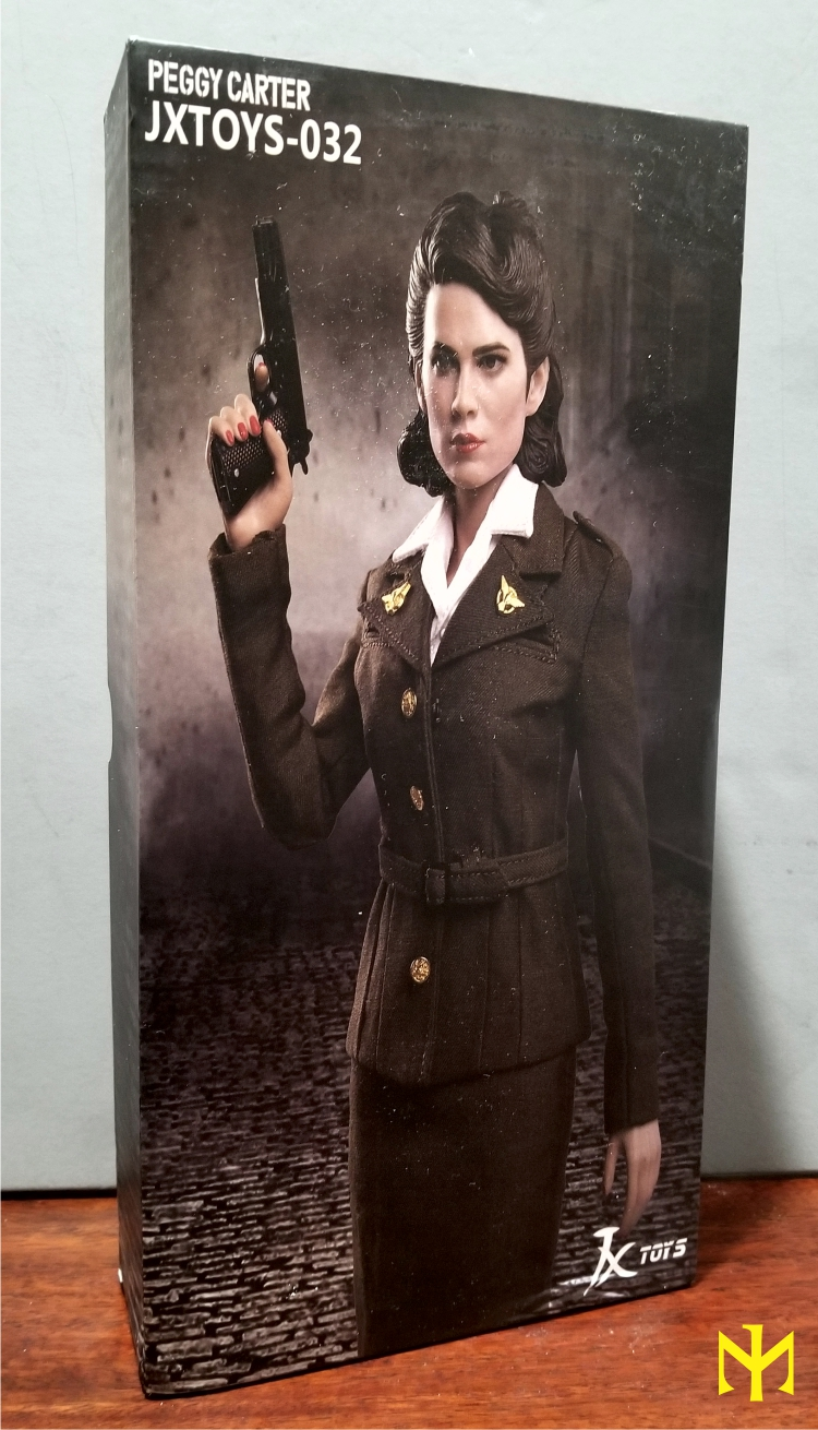 tv - Peggy Carter JX Toys Review and Photo Story Pcjxt012