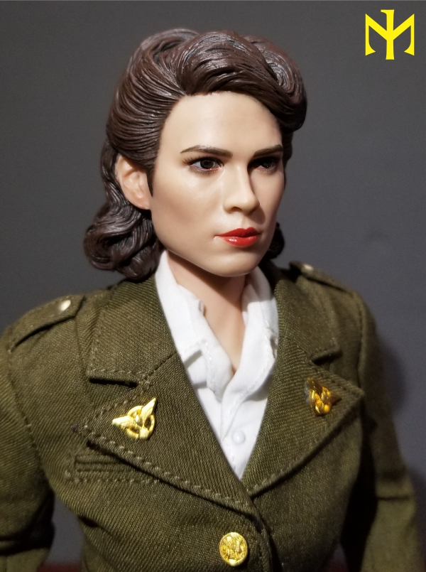 tv - Peggy Carter JX Toys Review and Photo Story Pcjxt013