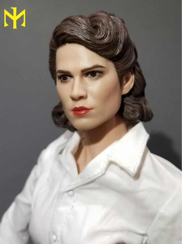 tv - Peggy Carter JX Toys Review and Photo Story Pcjxt014