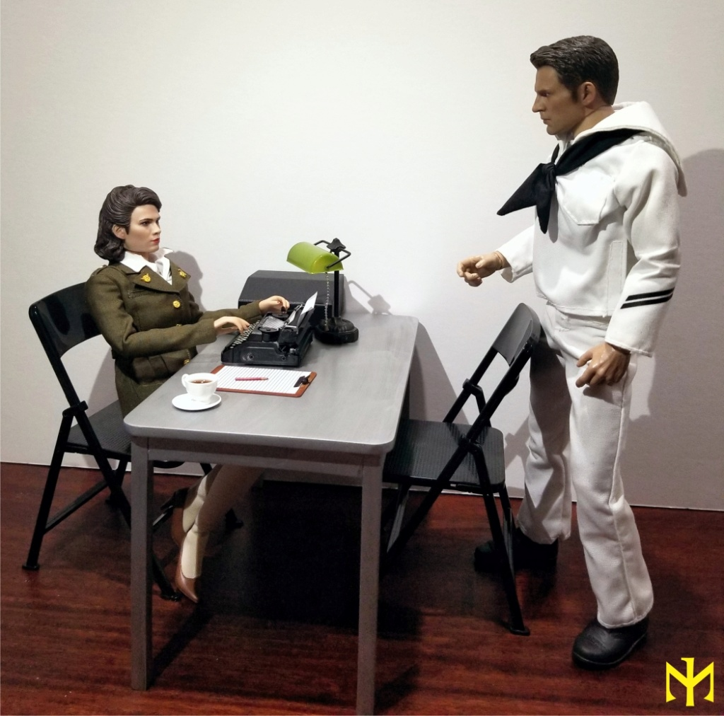 tv - Peggy Carter JX Toys Review and Photo Story Pcjxt017