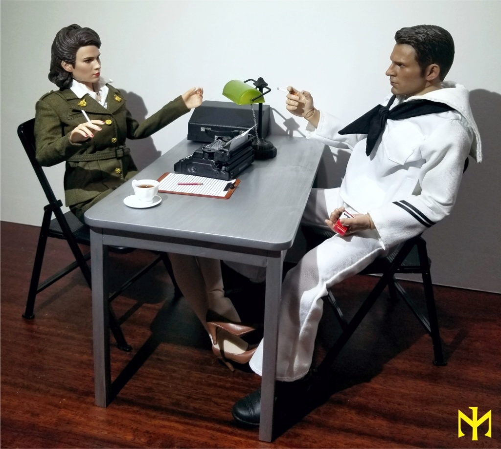 tv - Peggy Carter JX Toys Review and Photo Story Pcjxt110
