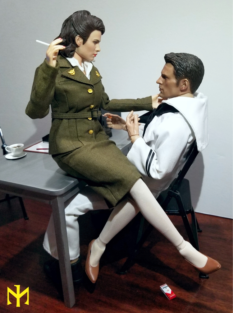 tv - Peggy Carter JX Toys Review and Photo Story Pcjxt111