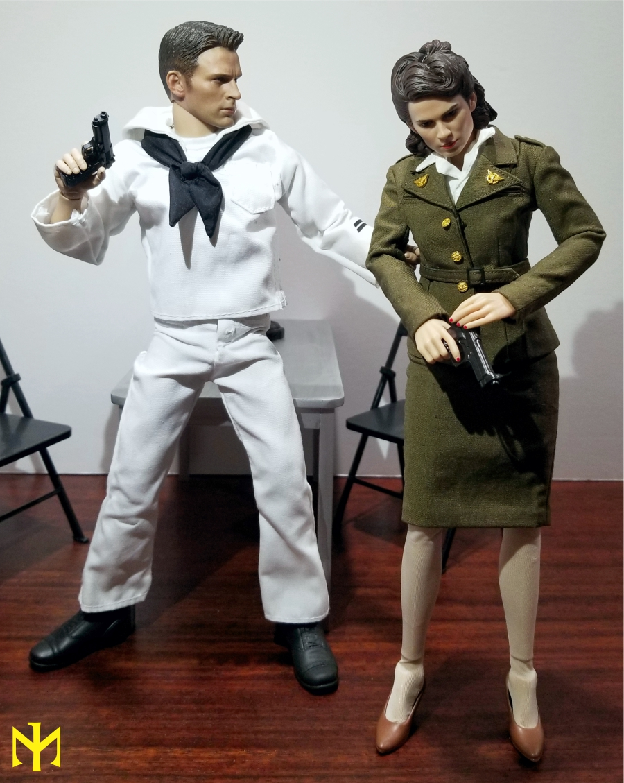 tv - Peggy Carter JX Toys Review and Photo Story Pcjxt115
