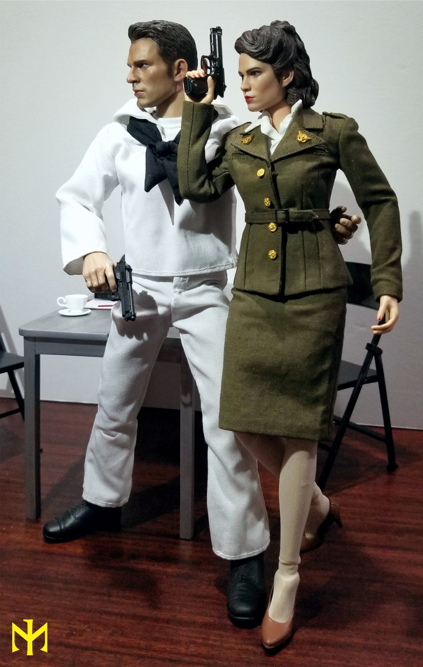 tv - Peggy Carter JX Toys Review and Photo Story Pcjxt116