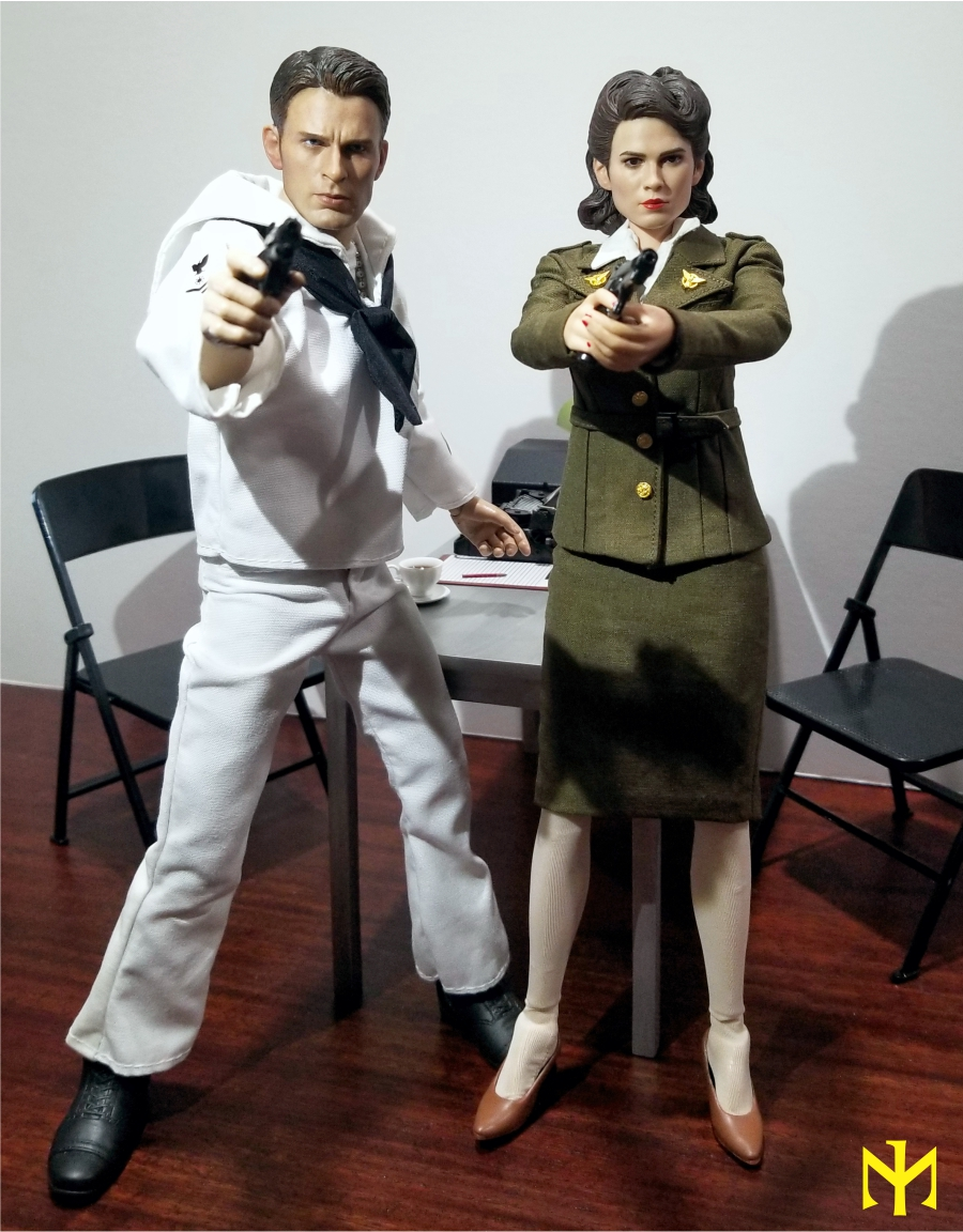 tv - Peggy Carter JX Toys Review and Photo Story Pcjxt117