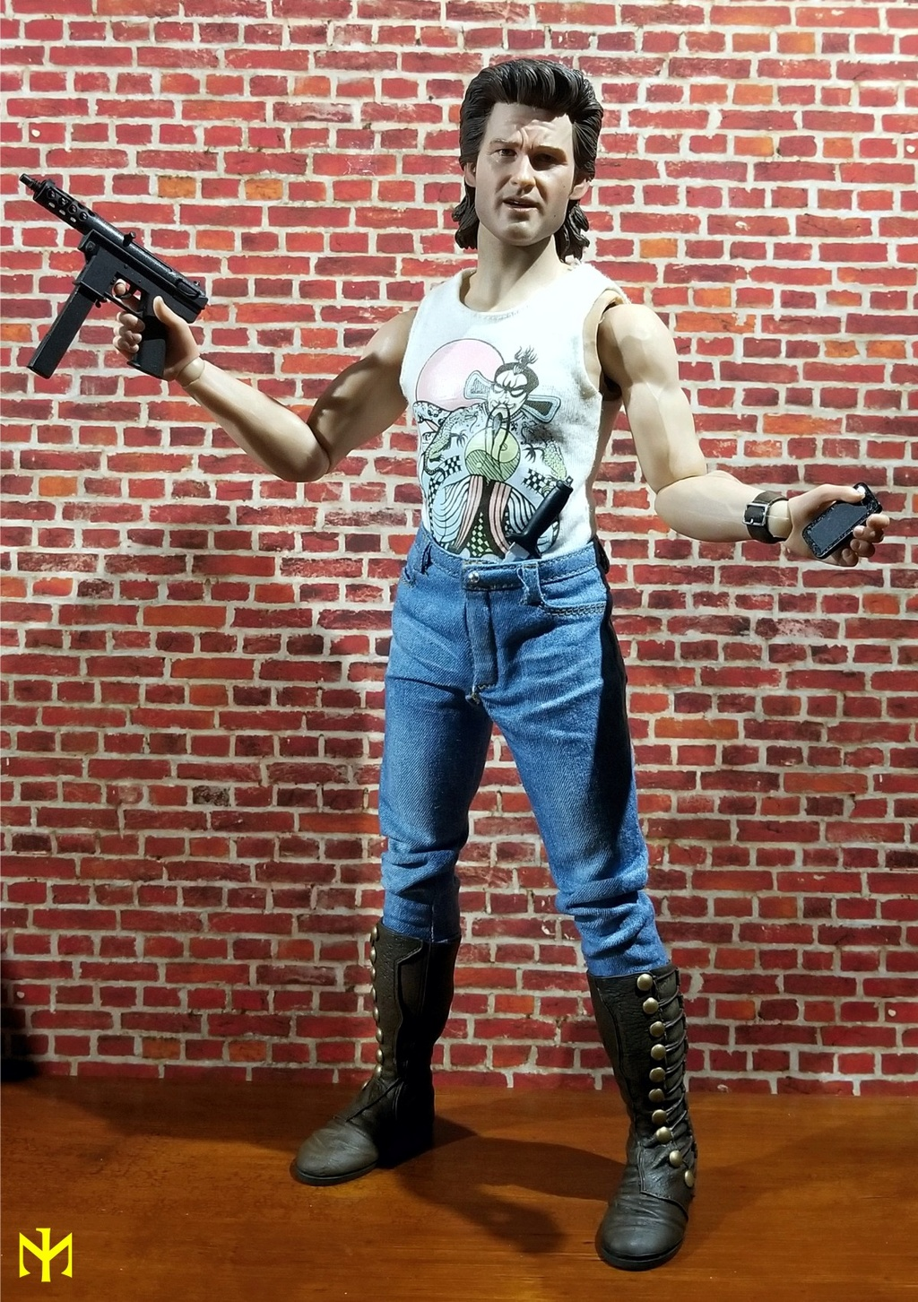 bigtroubleinlittlechina - Sideshow Jack Burton Detailed Review Sscjb010