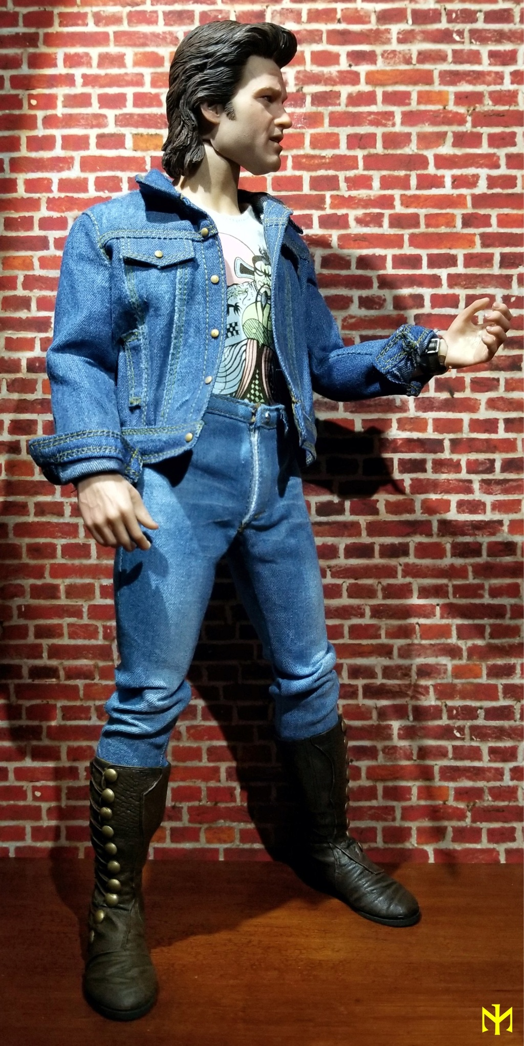 bigtroubleinlittlechina - Sideshow Jack Burton Detailed Review Sscjb011