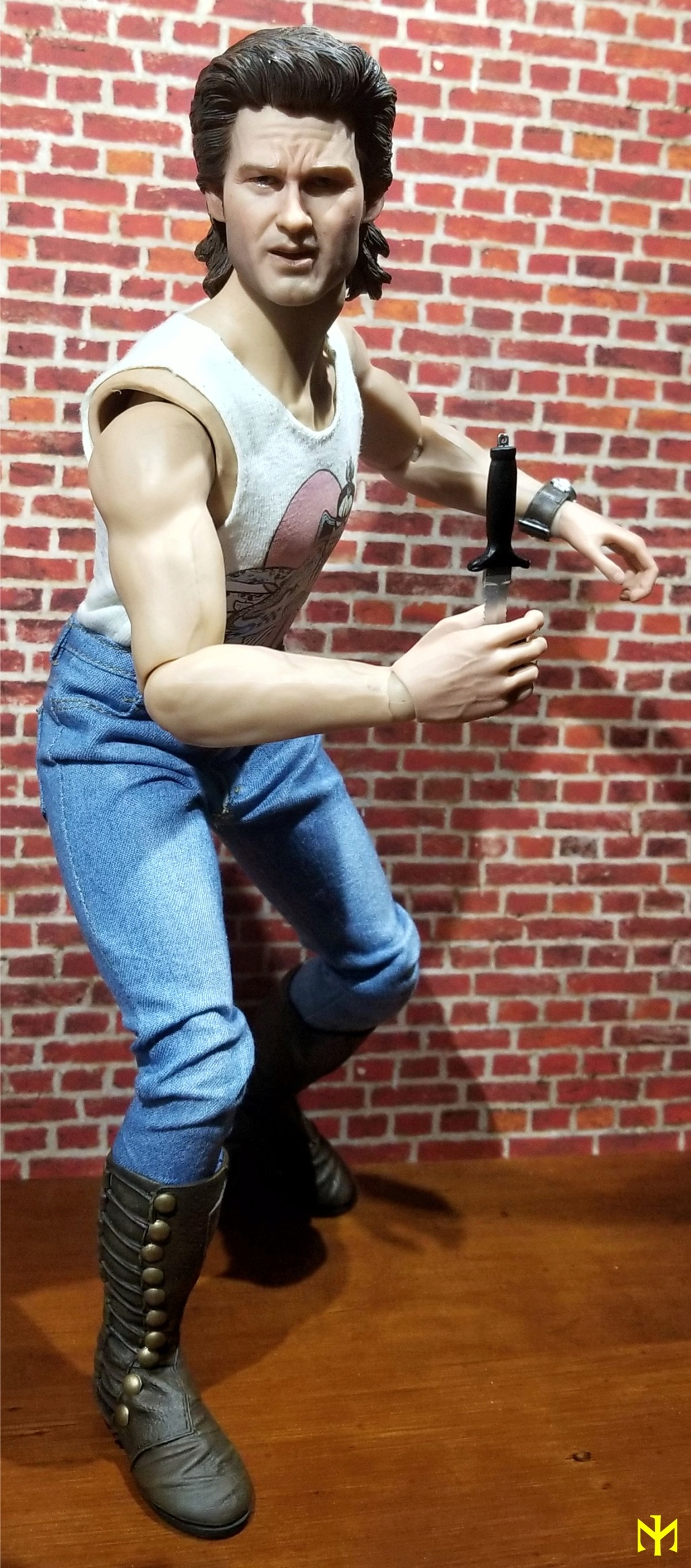 bigtroubleinlittlechina - Sideshow Jack Burton Detailed Review Sscjb015