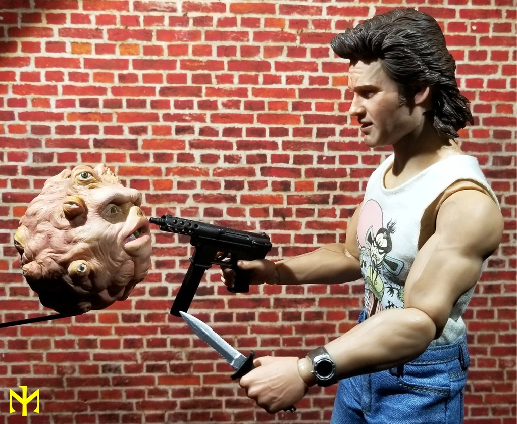 bigtroubleinlittlechina - Sideshow Jack Burton Detailed Review Sscjb017