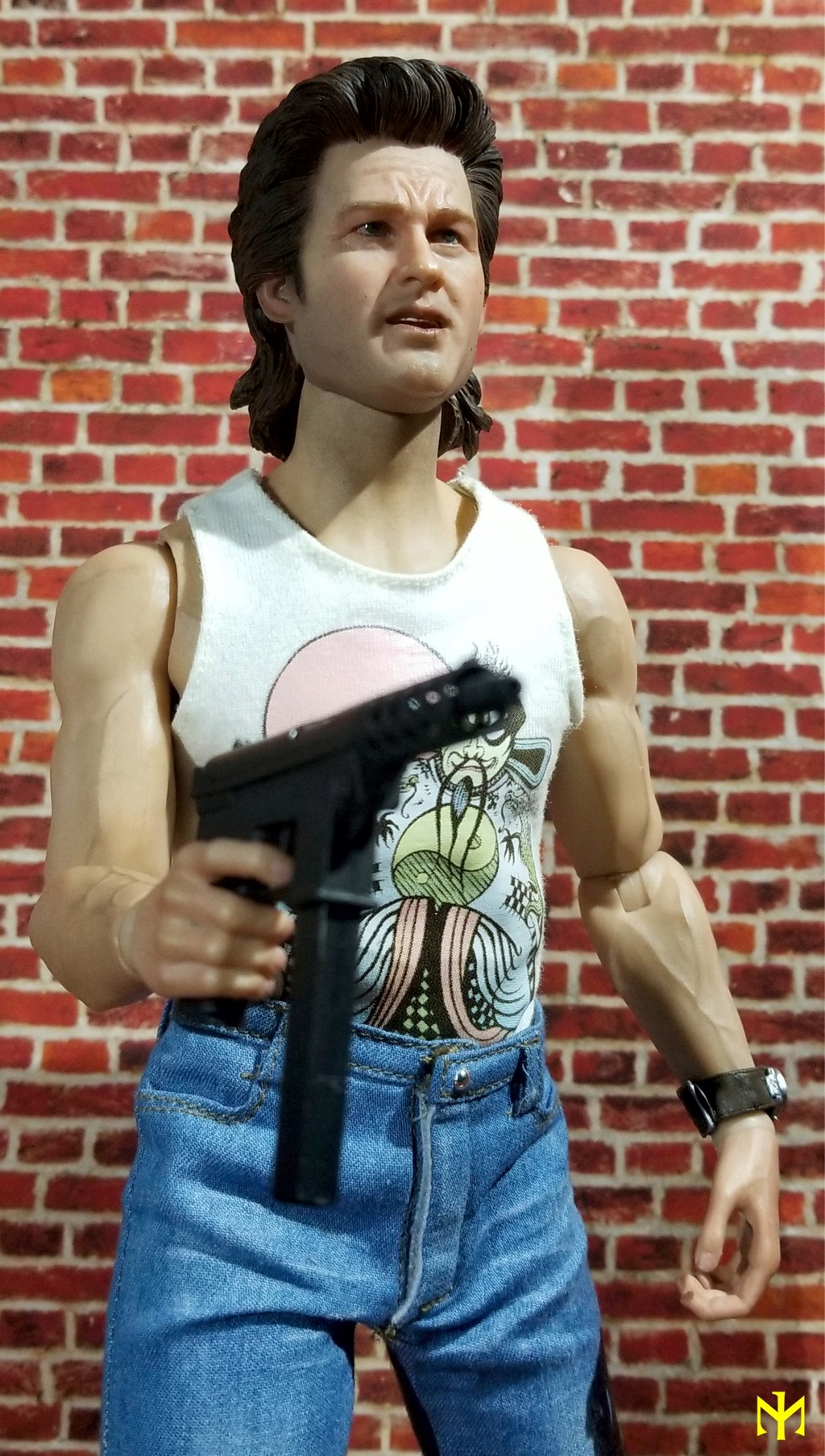 bigtroubleinlittlechina - Sideshow Jack Burton Detailed Review Sscjb110