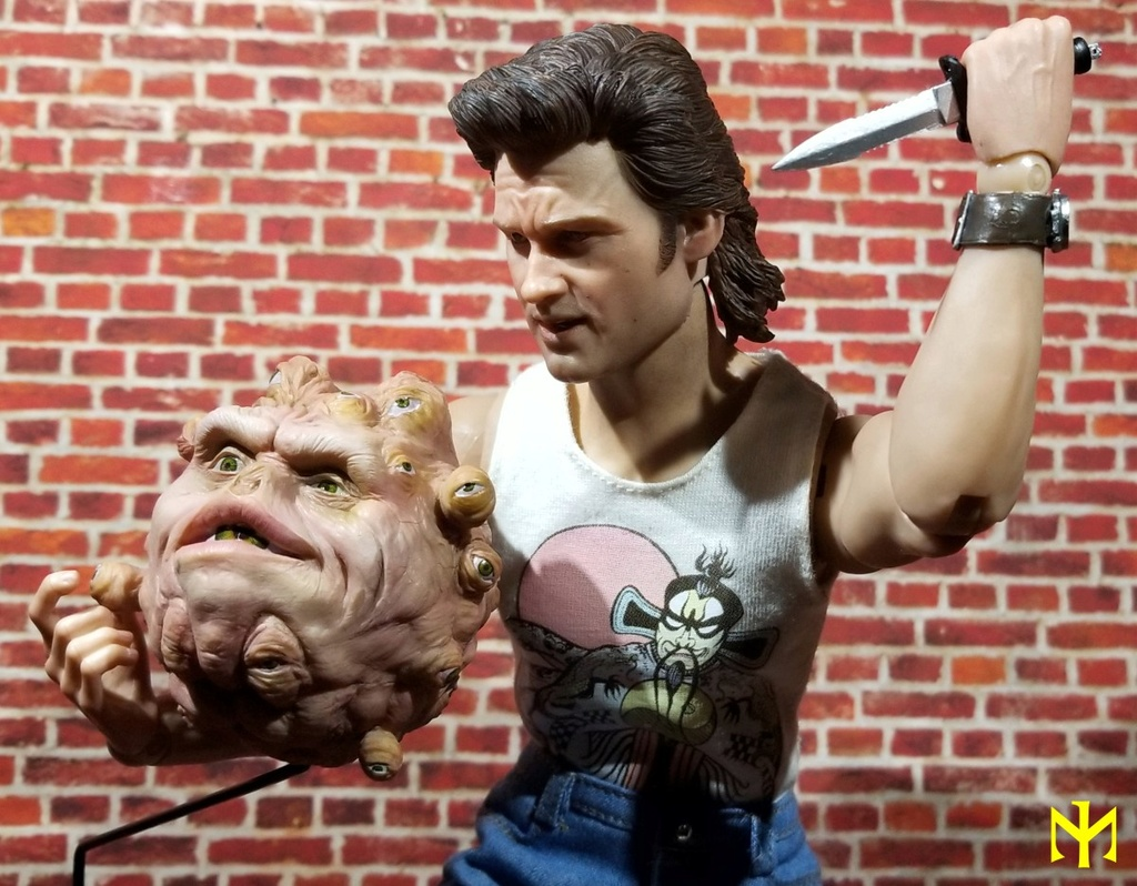 bigtroubleinlittlechina - Sideshow Jack Burton Detailed Review Sscjb111