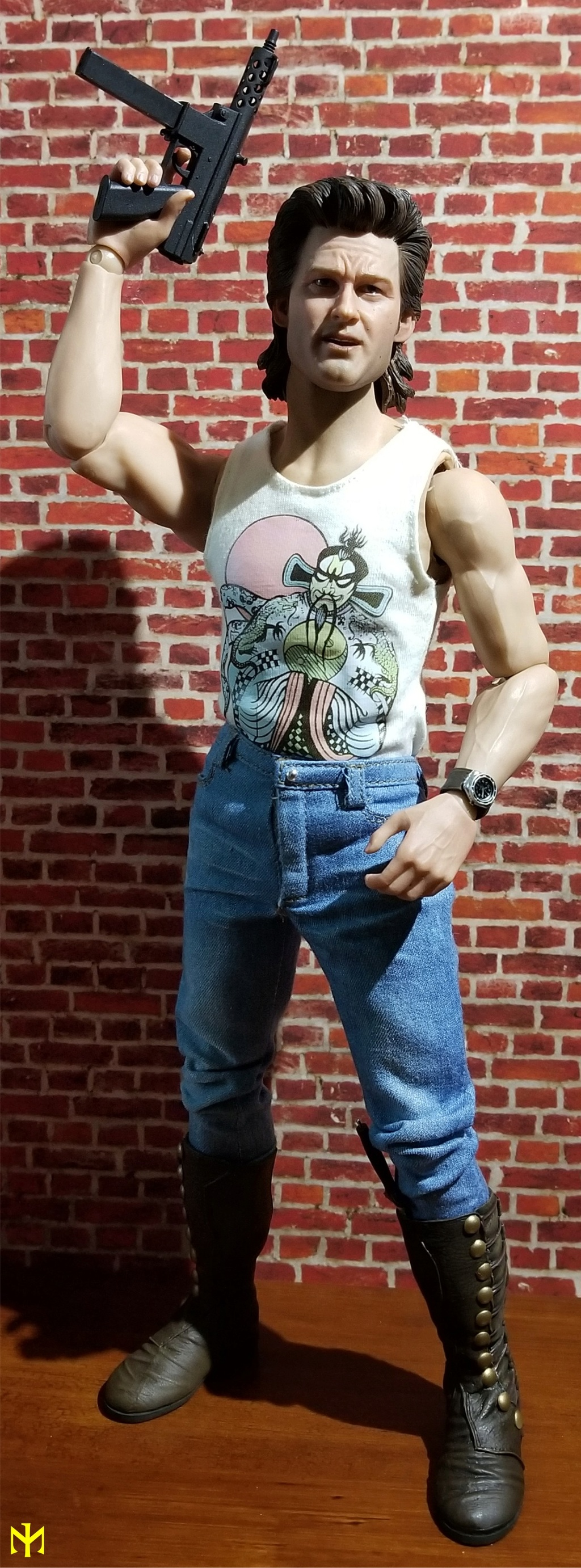 bigtroubleinlittlechina - Sideshow Jack Burton Detailed Review Sscjb112