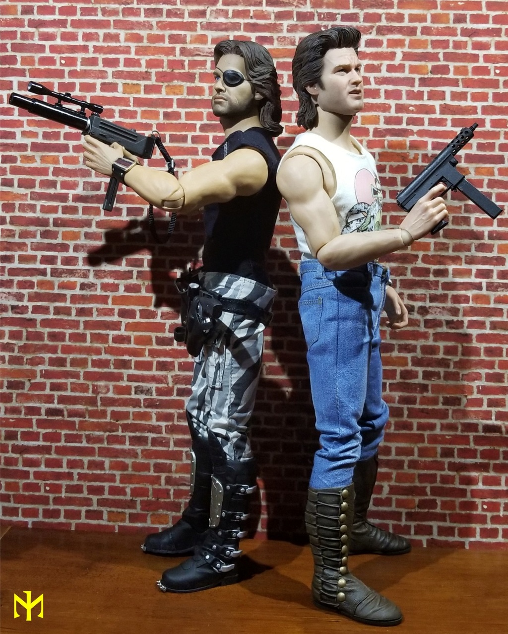 bigtroubleinlittlechina - Sideshow Jack Burton Detailed Review Sscjb116
