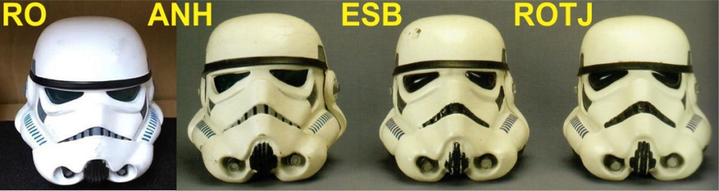 stormtrooper - STAR WARS Original Trilogy Stormtroopers Comparison Stormh10