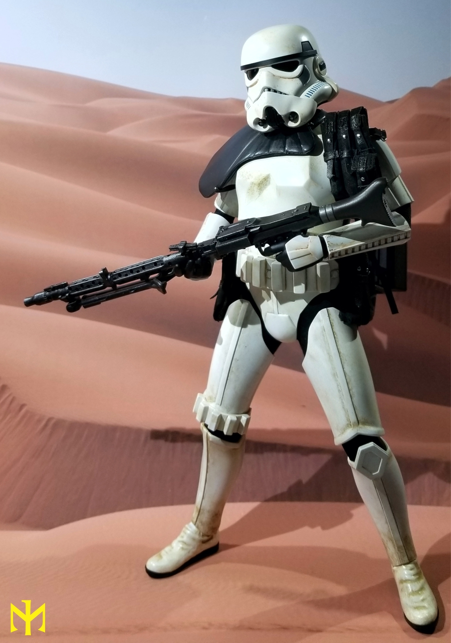 STAR WARS Sandtrooper kitbash/custom (updated with Part II) Swcsnd16