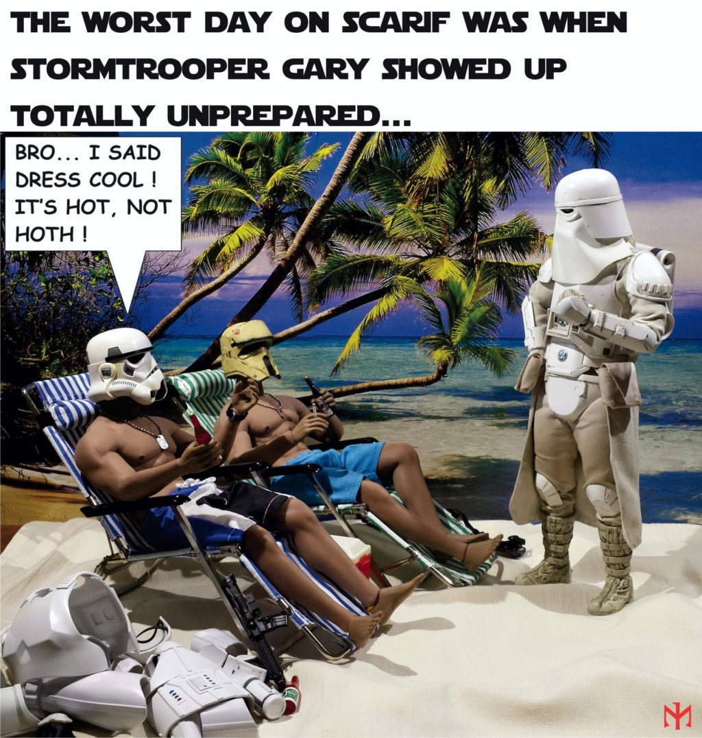 stormtrooper - STAR WARS Original Trilogy Stormtroopers Comparison Swfwdo10