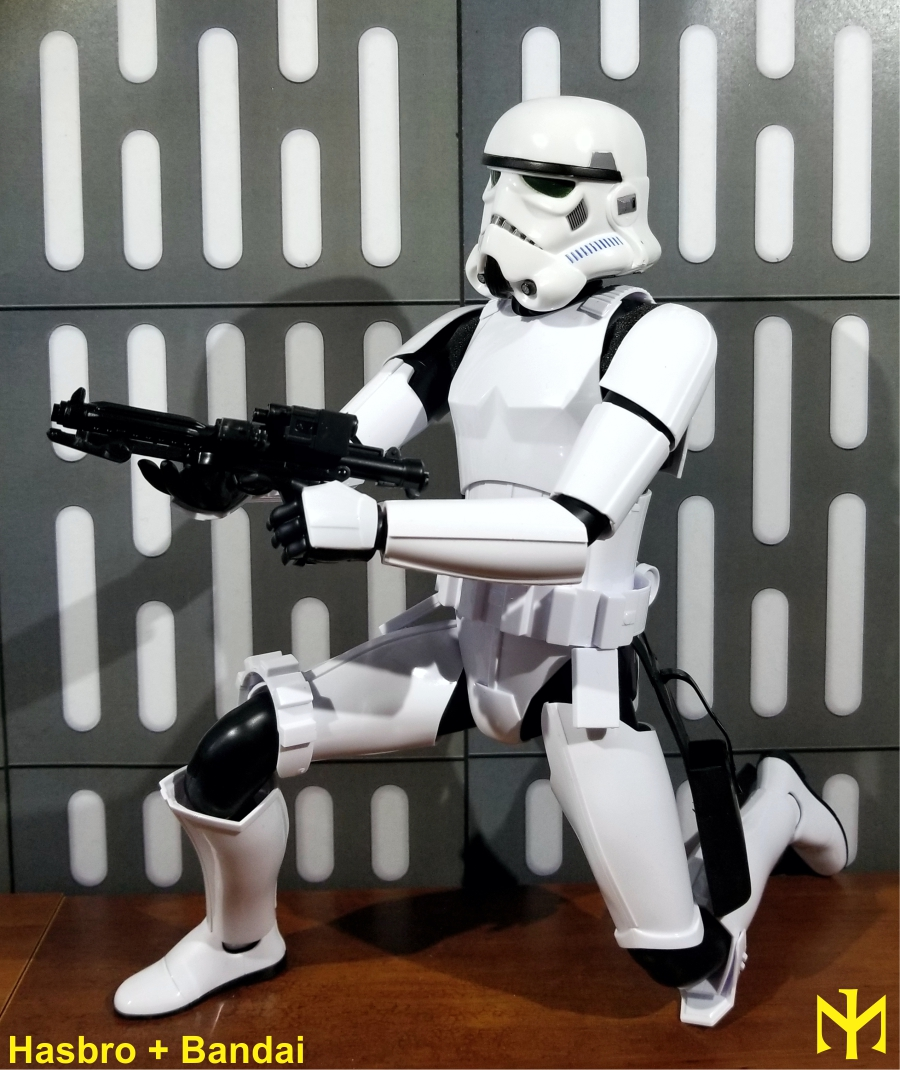 military - STAR WARS Return of the Jedi Stormtrooper by Hot Toys review (updated with Part II - Deluxe) Swhbst11
