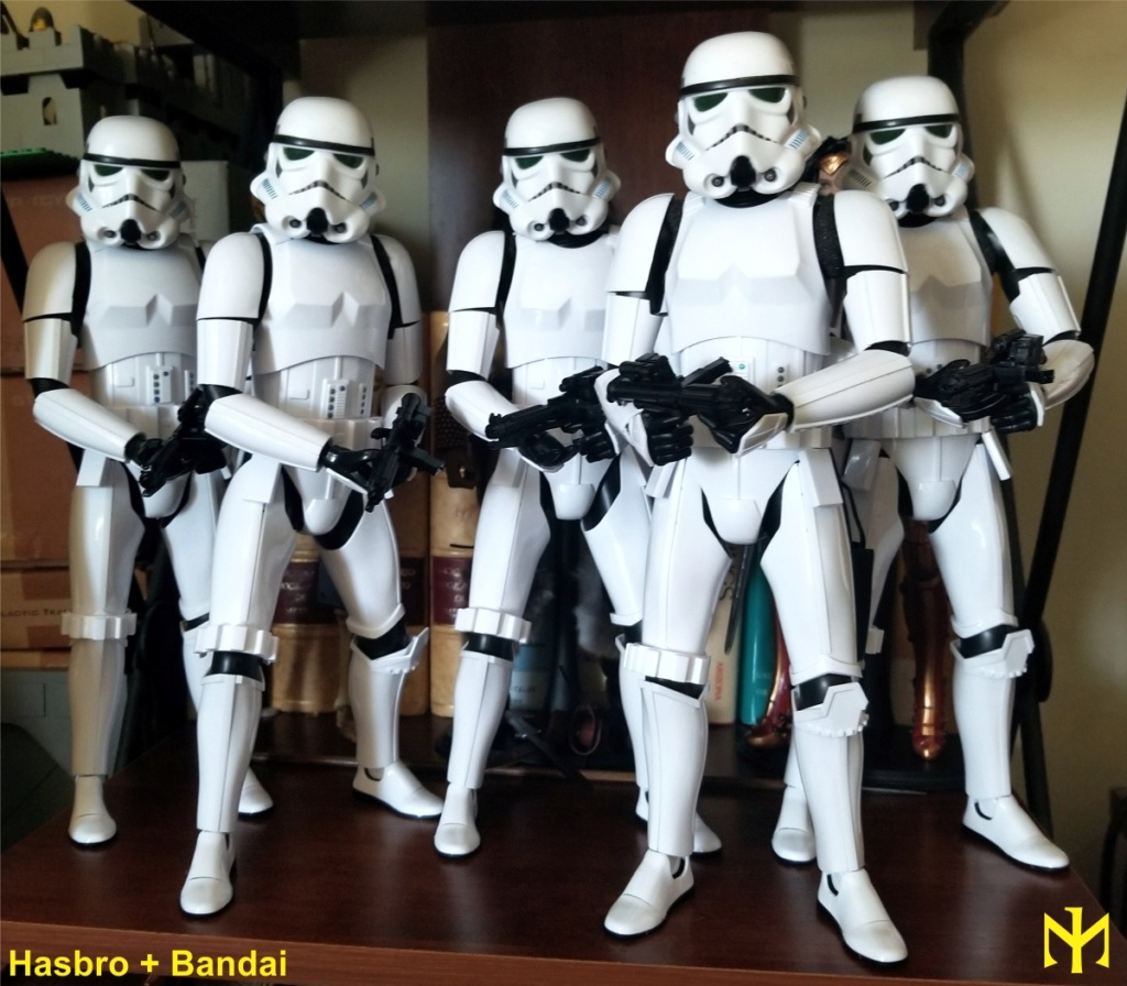 military - STAR WARS Return of the Jedi Stormtrooper by Hot Toys review (updated with Part II - Deluxe) Swhbst12