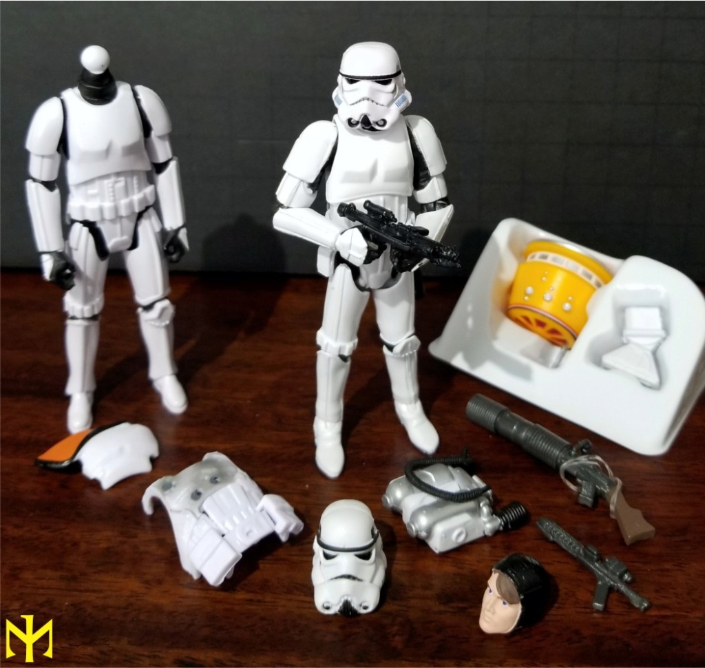 film - Perfect (?) Little Stormtrooper Kitbash/Tutorial/Review Swstc012