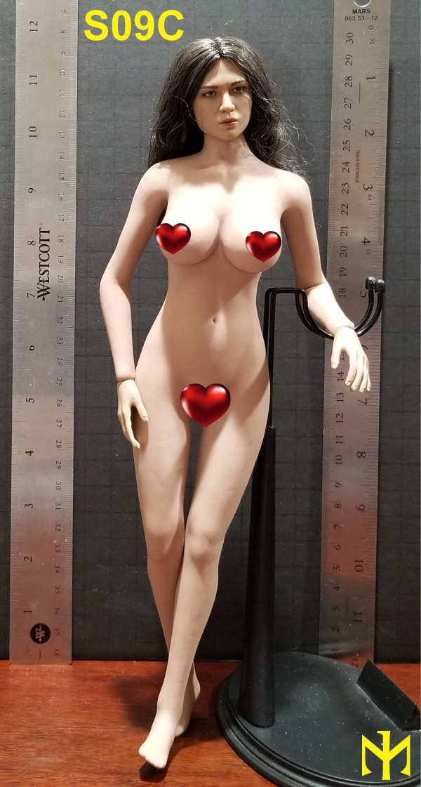 TBLeague / Phicen Seamless Bodies with Steel Skeleton Catalog (updated continually) Tbcof011