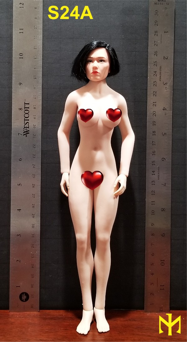 TBLeague / Phicen Seamless Bodies with Steel Skeleton Catalog (updated continually) Tbcof017