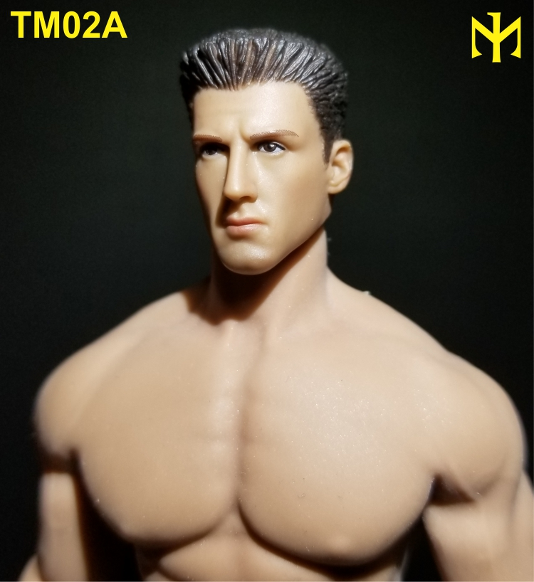 phicen - TBLeague (Phicen) 1:12 seamless male bodies review (updated) Tbl6m014