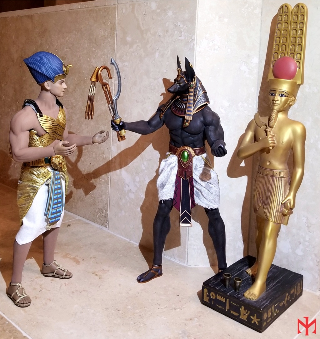 egypt - TBL Fantasy Anubis (and friends) updated Tblan011