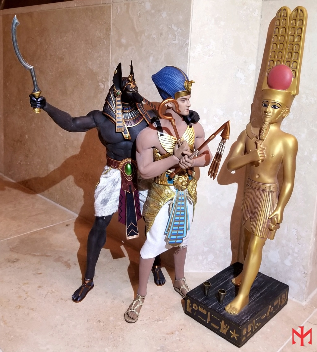 egypt - TBL Fantasy Anubis (and friends) updated Tblan012