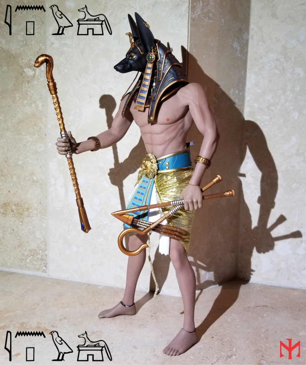 egypt - TBL Fantasy Anubis (and friends) updated Tblan013