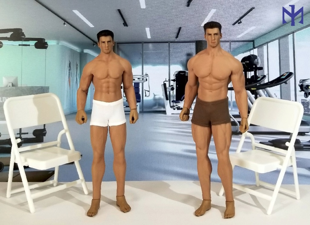 tbleague - Toy Center clothing sets for seamless TBLeague 1:12 male bodies Tcct0210