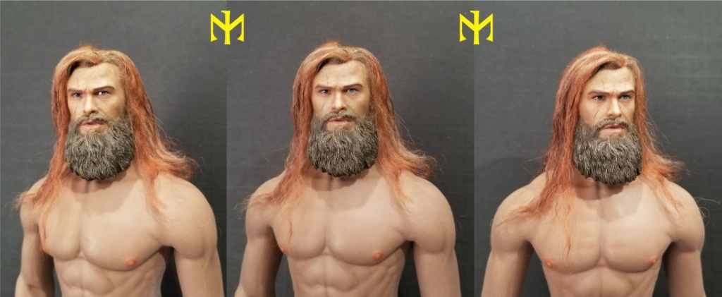 "film - Converting Christ Hemsworth ""Fat Viking"" head from Woo Toys (updated) Thorh013"