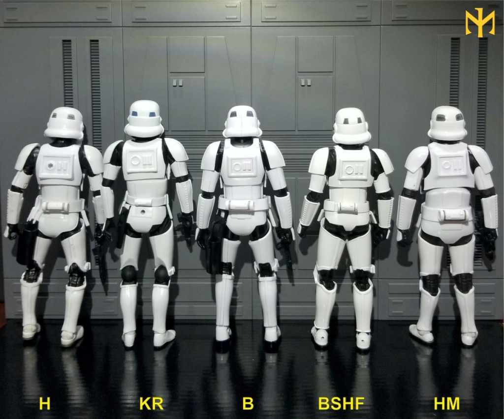 STAR WARS New and Old Twelfth-Scale Stormtroopers comparison Tsstor12