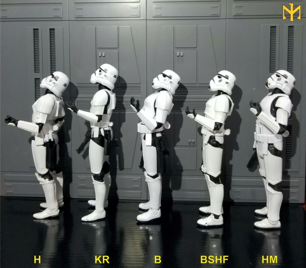 STAR WARS New and Old Twelfth-Scale Stormtroopers comparison Tsstor13